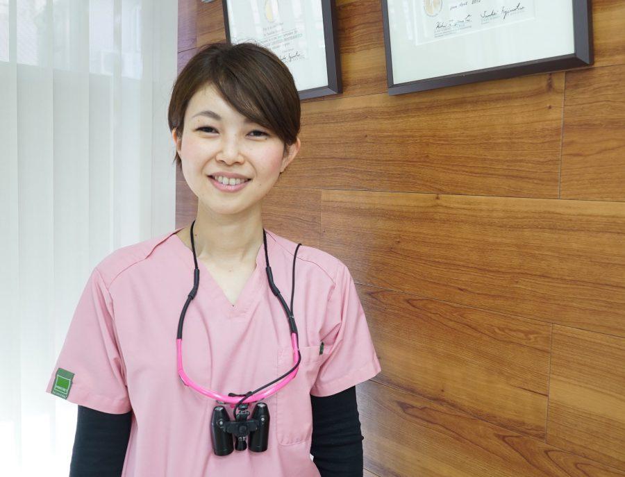 【私のハミガキ】歯科衛生士 松田法子さん file00015