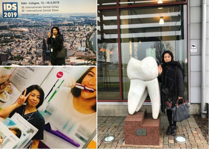 【私のハミガキ】歯科衛生士 山崎安奈さん file00016