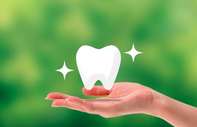 綺麗な歯のイメージ