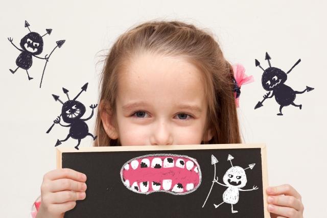 正しい子供の虫歯予防とは?3つのポイントに分けてご紹介!