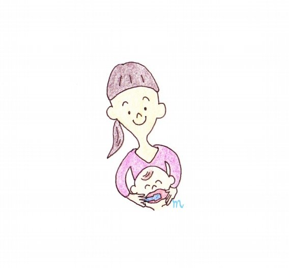 """歯科衛生士mihoの""""はははのはなし"""" vol.7~「0歳。初めての赤ちゃん用歯ブラシを選ぶポイント」~"""